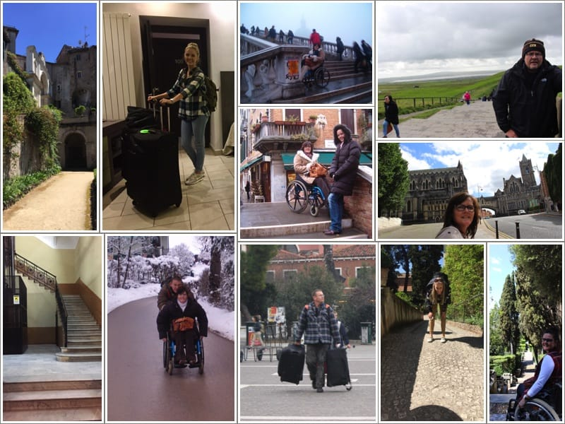 disabled travel