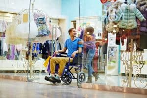 disabled access, wheelchair
